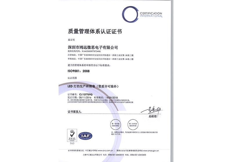 ISO for Hontech-wins
