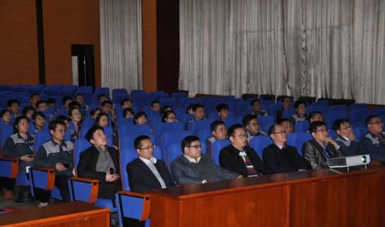 公司开展学习中华传统文化活动