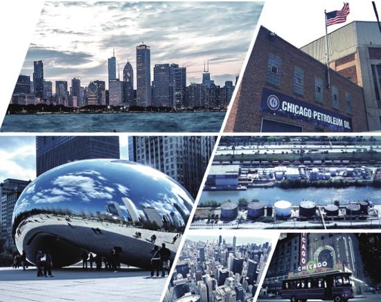 美国芝加哥石油集团与万博manbetxapp月福战略合作发布会即将举行