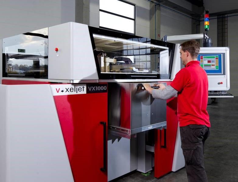 新起点-苏州美迈快速制造技术有限公司宣布与德国voxeljet AG合资成立新公司