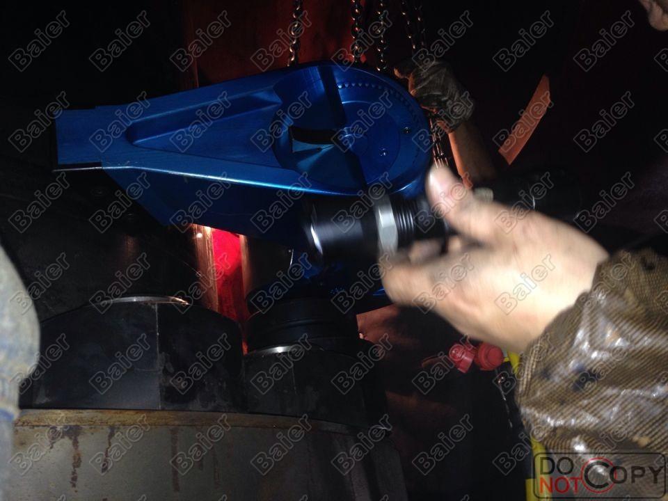 RTA70扳手现场照片