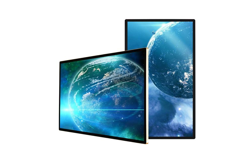 美言高 32寸液晶屏壁挂式楼宇广告机 高清