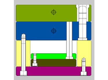 大水口系统/精密模架