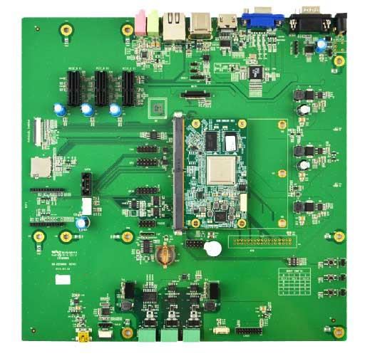 EVK-SM9300_Evaluation Kit of NXP/Freescale I MX6Q SOM_Embest