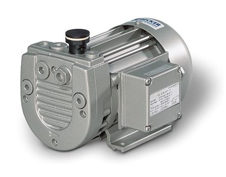 德国贝克BECKER真空泵VT4.4无油润滑真空泵 旋片式真空泵