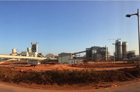 Tanzania Mtwara 6000t/d cement production line project(EPC)