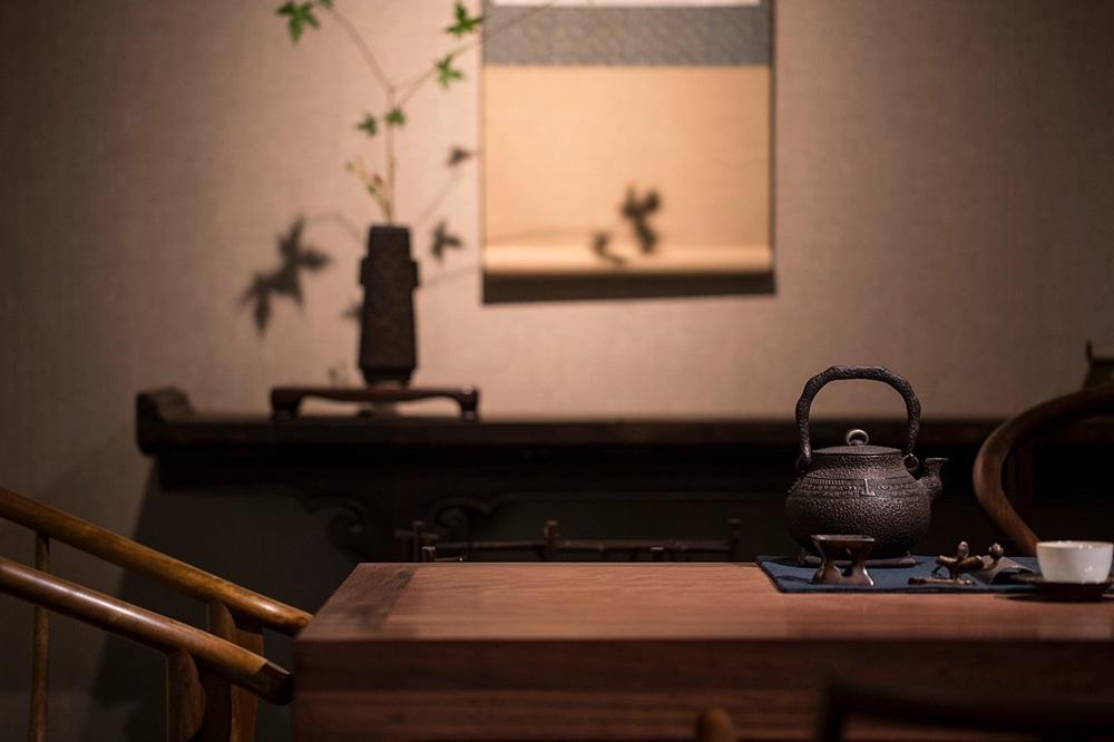 耐看禅意茶馆