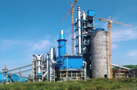 Indonesia PT JUI SHIN 5000t/d Clinker Cement Production Line