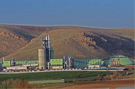 伊拉克GCC5300t/d水泥生產線總承包項目