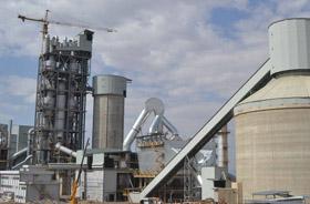 Ethiopia DANGOTE 5000t/d Cement Production Line