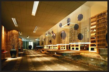 滨州金陵酒店设计装修