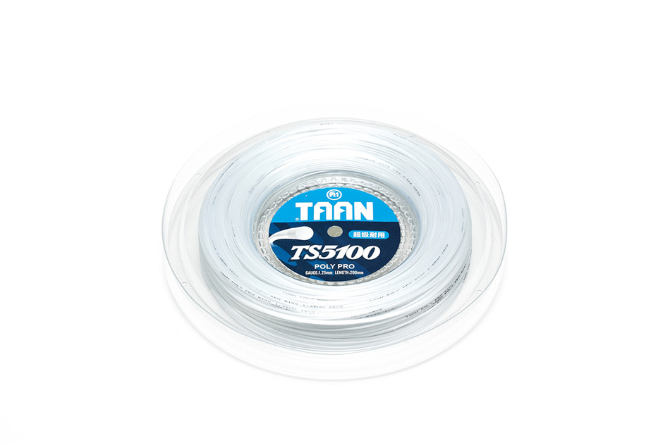 TAAN TS5100 polyester wire hard-line durable