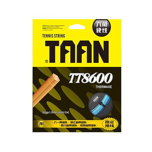 TAANT 8600 Polyester Wire Hexagonal Tennis Power series