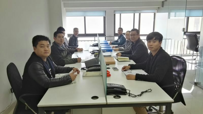 集团人人中彩票app下载官网维保业务部成立