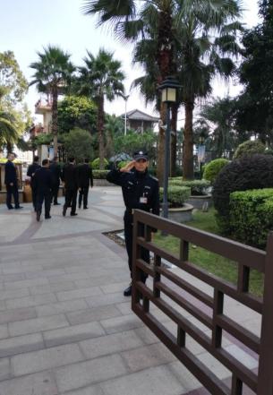 """珠江新城管理处组织员工外出""""对标""""学习"""