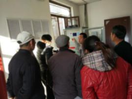 """山东江南城""""业主设备开放日""""活动简讯"""