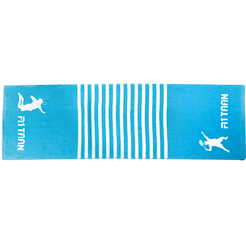 TAAN SK-02 environmental printing cashmere Sports towel