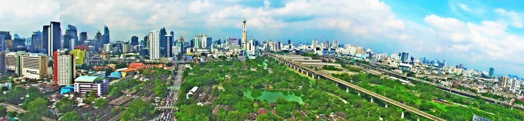 泰国曼谷豪华LPN公寓 - Lumpini Suite