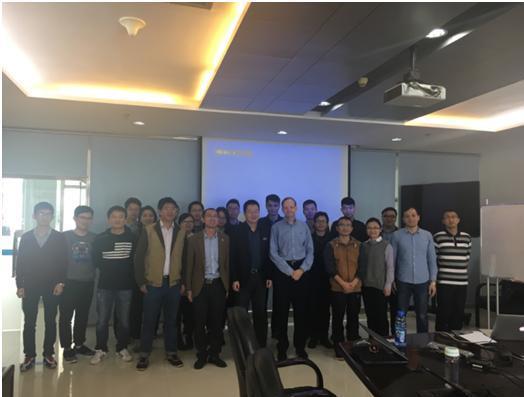 武汉纵横科技企业顺利通过CMMI3除认证
