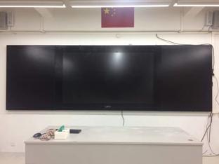泛普纳米智慧黑板进驻广东华侨中学