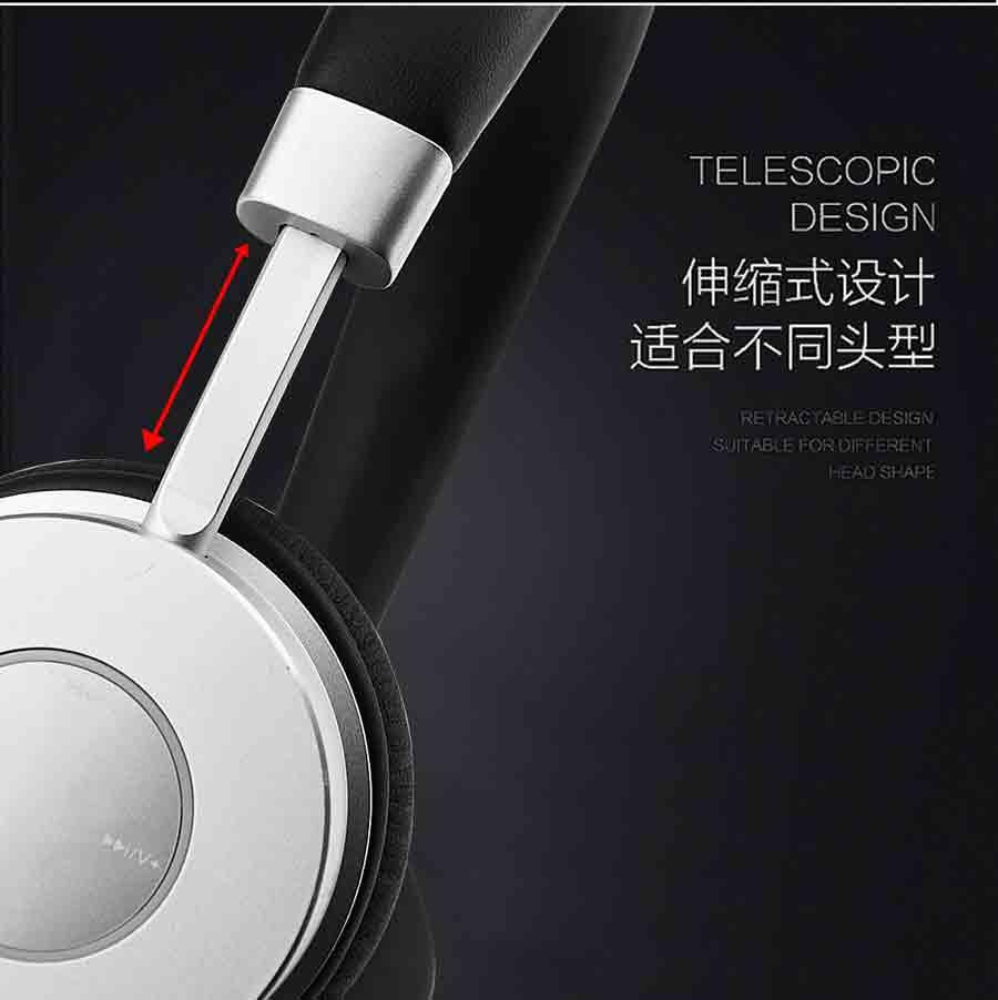 X70头戴式蓝牙音乐耳机