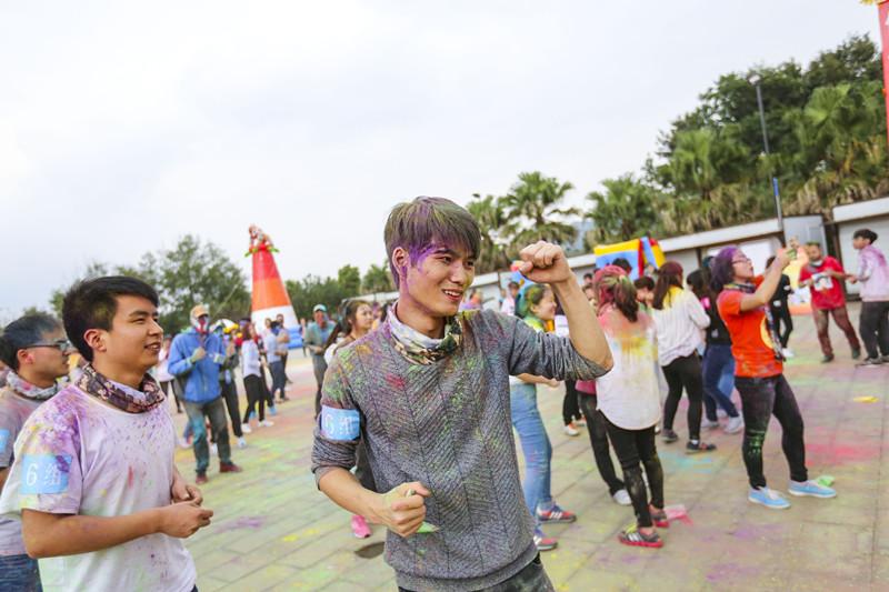 【成都团建视频】平安普惠成都远程贷款中心色彩之旅
