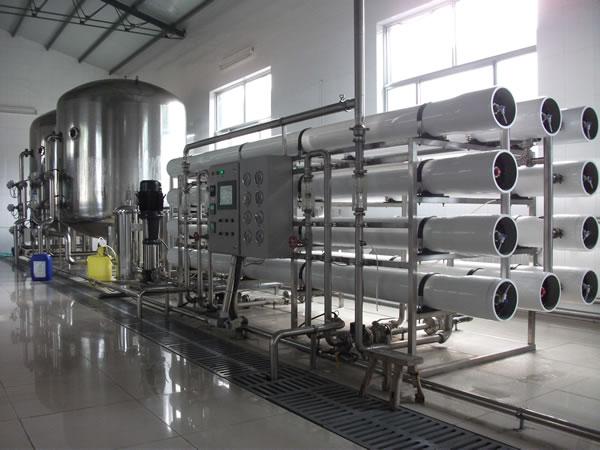 超純水處理設備
