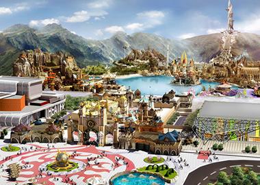 大型主題公園規劃設計