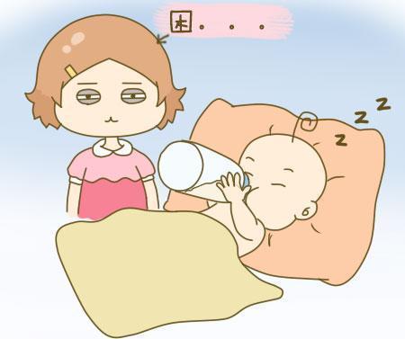 断夜奶,五招驱散妈妈们挥之不去的梦魇