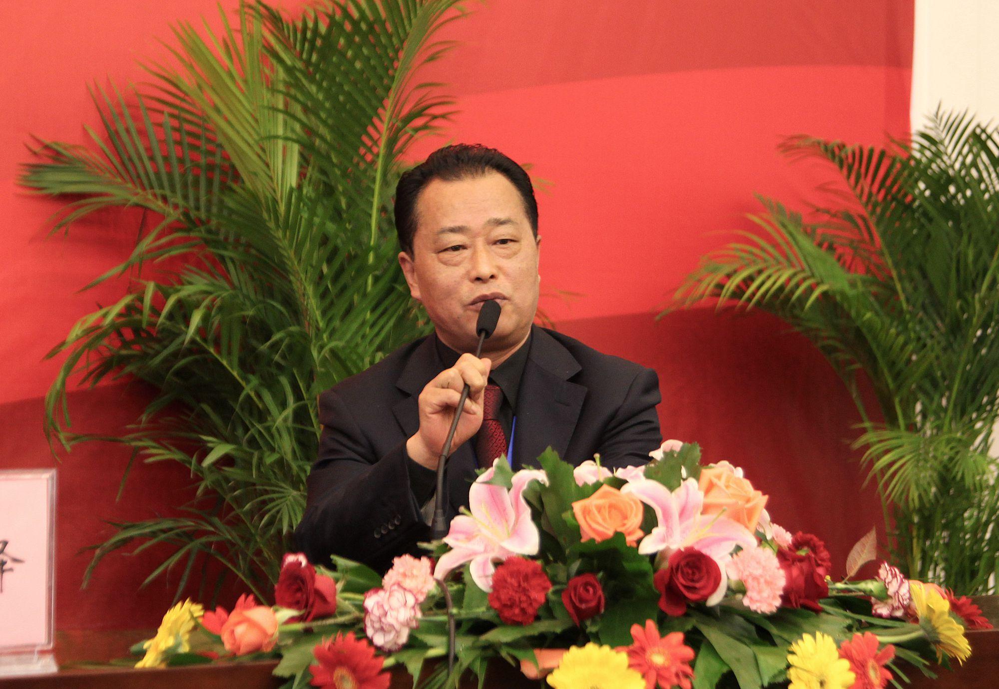 全国商务秘书与行政助理专家委员会首席专家——王瑞成