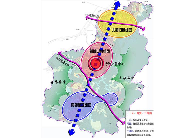 东莞市黄江镇三旧改造专项规划及年度实施计划
