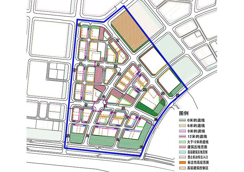 深圳市宝安中心区道路空间研究
