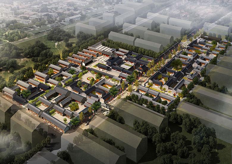 张家口市宣化区庙底街历史文化街区保护规划