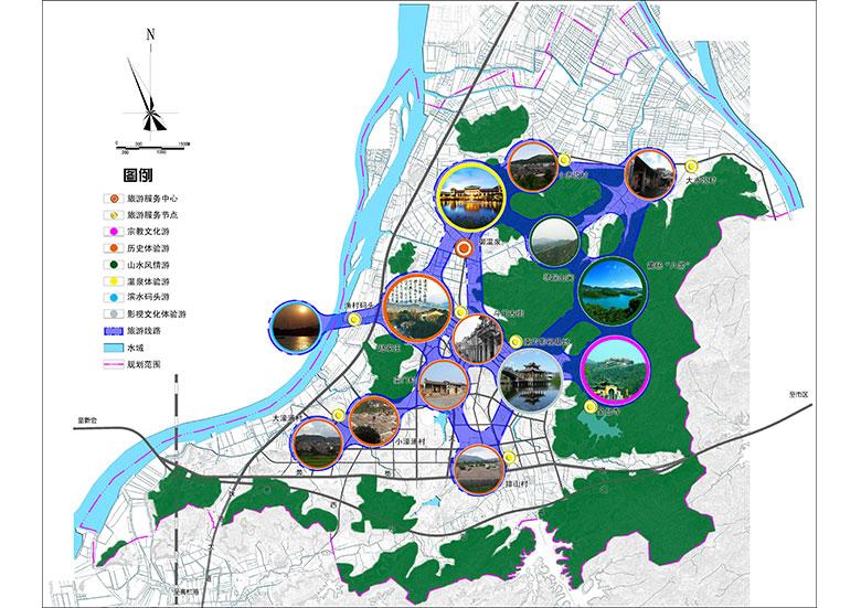 珠海斗门镇历史保护规划