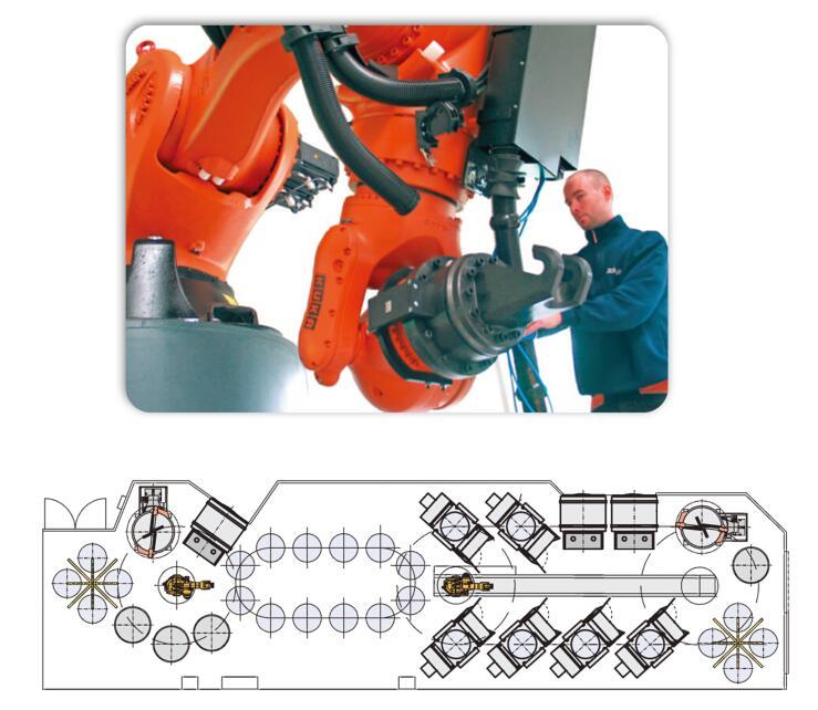 全自动涂料制壳系统