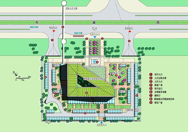 深圳市上李朗和安托山新能源公交场站综合开发规划研究