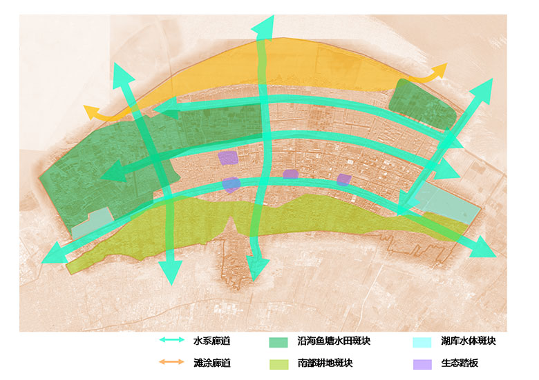 宁波杭州湾海绵城市规划研究