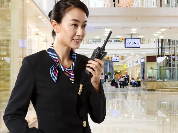 大型企业内部专网无线通信综合解决方案
