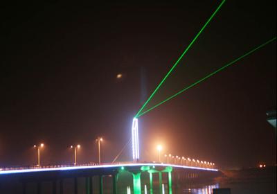 大庆萨大立交桥亮化工程 40w地标 2台