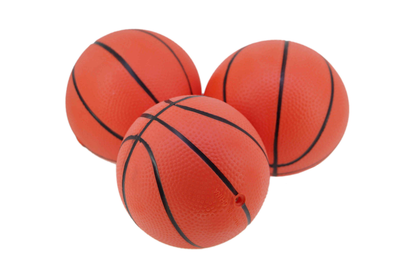 PVC塘胶篮球
