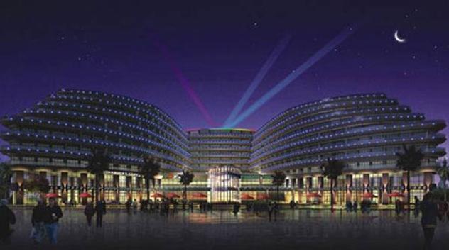 上海宝莲温德姆酒店