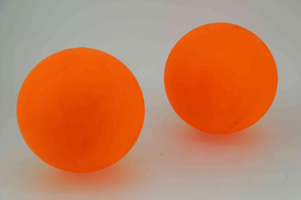 PVC搪胶夜光小光球