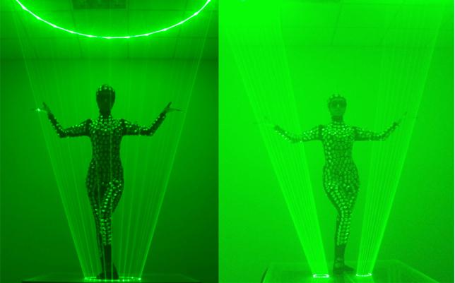 Laser Dance-532nm 3W/5W/8W