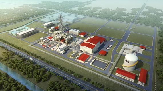 工厂企业与石油化工