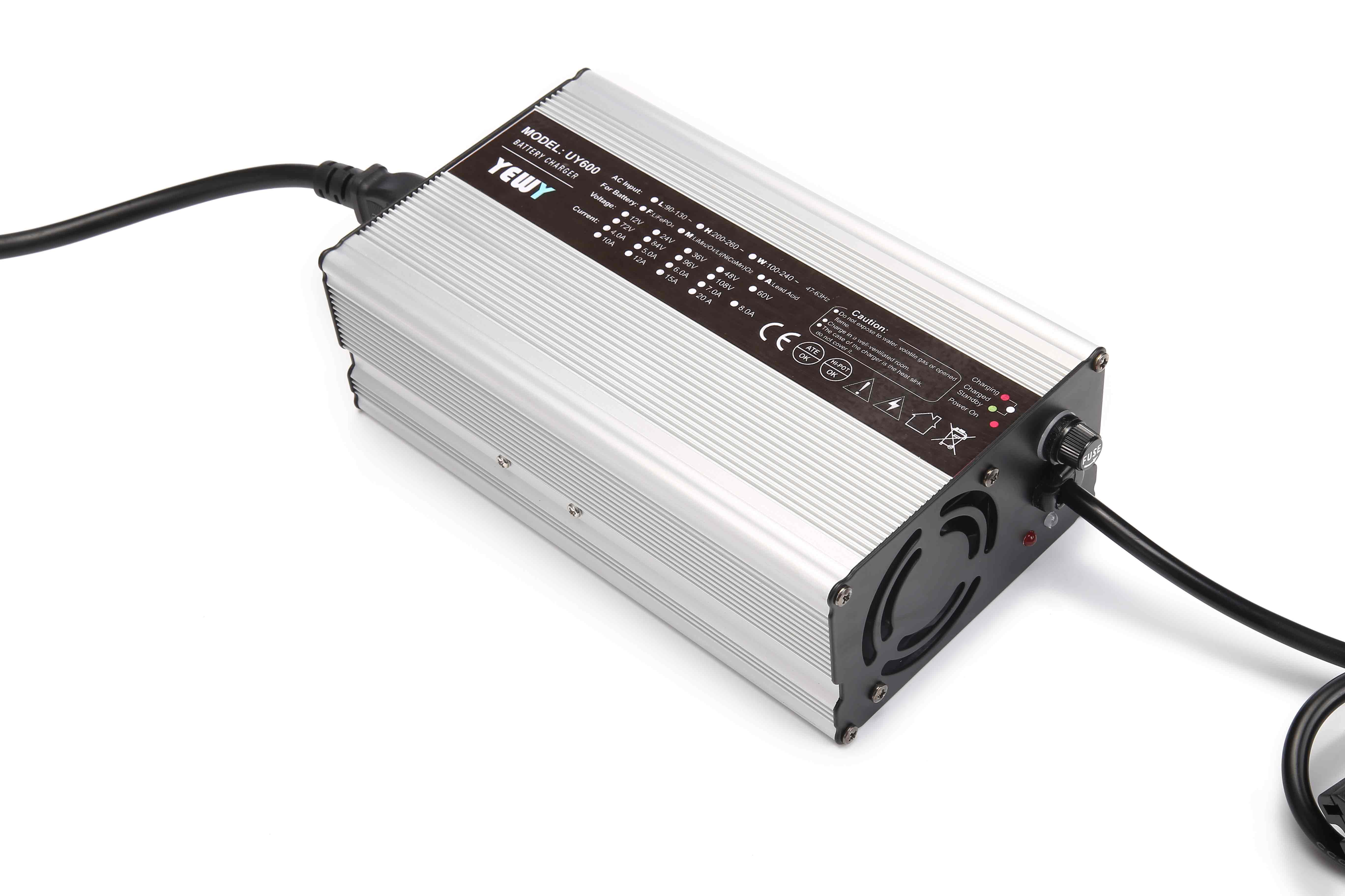 UY600 Charger (600Watts)