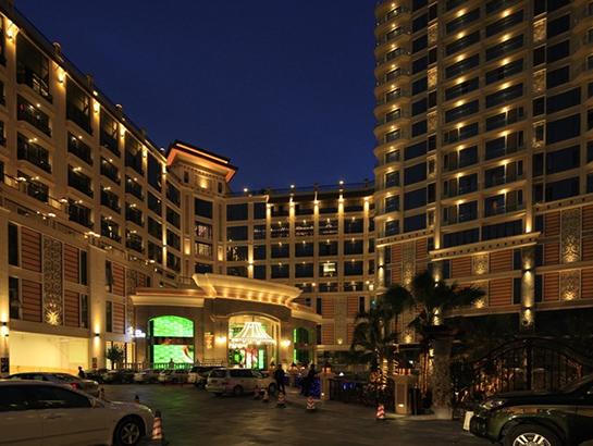 Lijing Garden Hotel Huizhou