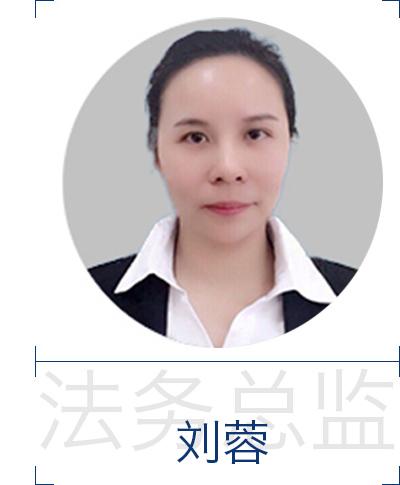 税务总监:刘蓉