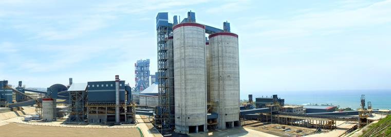 印尼BAYAH10000t/d水泥生產線總承包項目