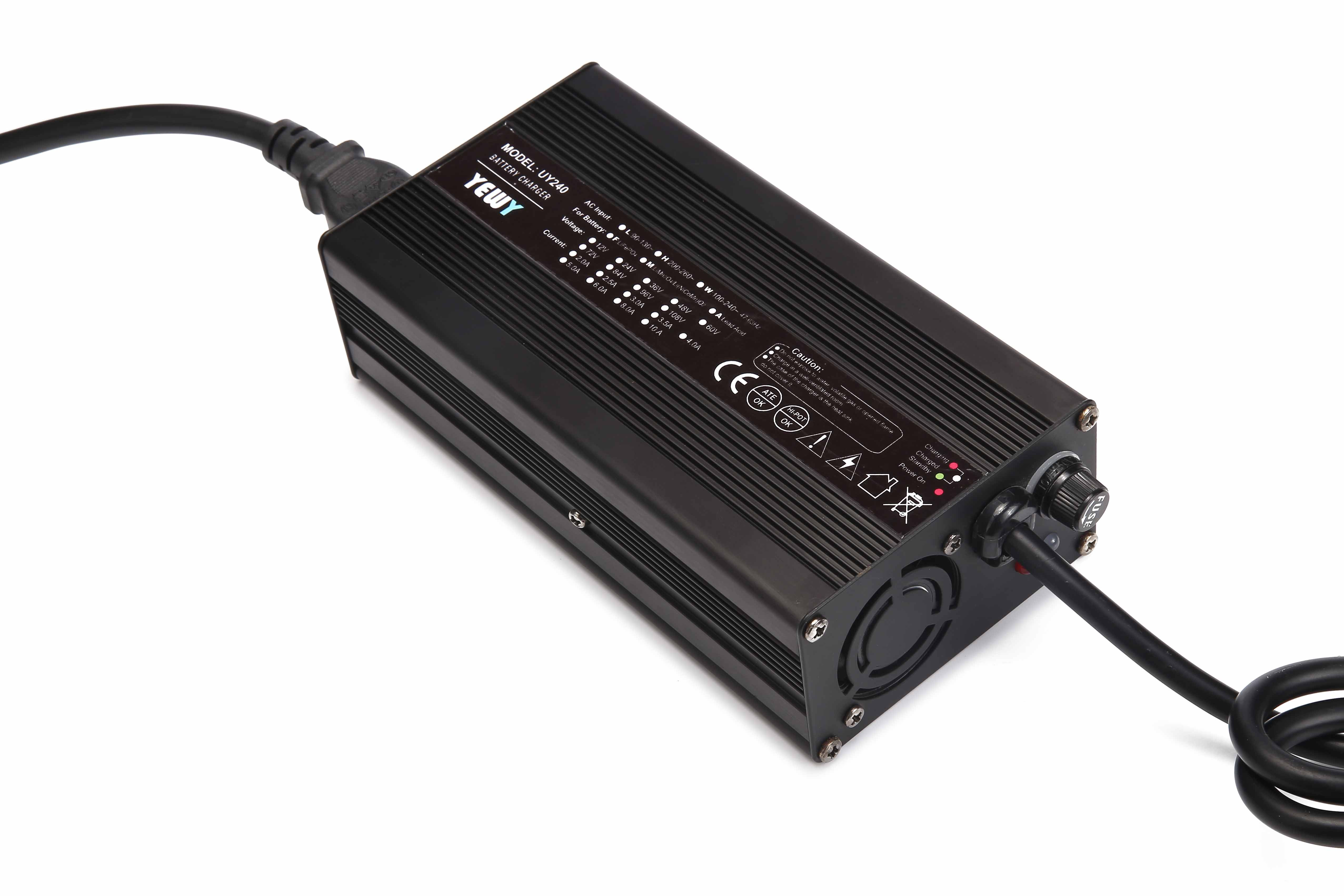 UY240 Charger (240Watts)