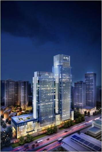 天津——南开区融侨中心基地